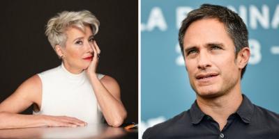 Gael García y Emma Thompson piden más películas utópicas y menos distopías