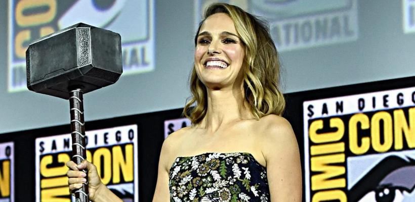 Natalie Portman confirma que Jane Foster tendrá cáncer en Thor: Love and Thunder