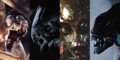 Los aliens más aterradores del cine