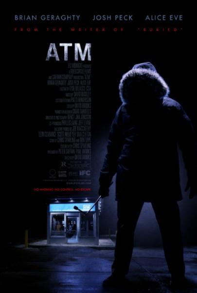Póster oficial de ATM (2012)