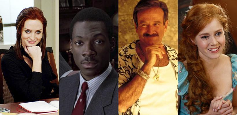 Actuaciones en el cine de comedia que merecían ganar un Óscar