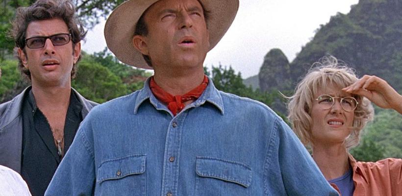 Jurassic World: Dominion | Imágenes del set revelan romance entre los personajes de Sam Neill y Laura Dern