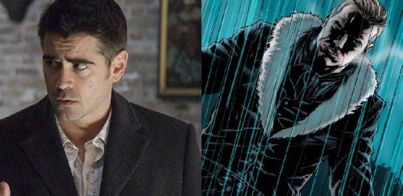 The Batman: imágenes revelan más del aspecto de Colin Farrell como El Pingüino junto a Robert Pattinson