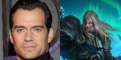 Henry Cavill quiere interpretar a Arthas en alguna película de Warcraft