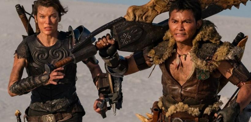 Monster Hunter, con Milla Jovovich presenta su tráiler oficial lleno de monstruos