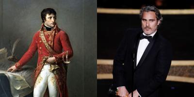 Joaquin Phoenix será Napoleón en película biográfica dirigida por Ridley Scott