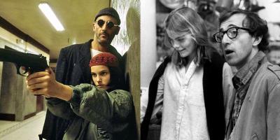 Diferencias de edad en parejas del cine que hoy serían inaceptables