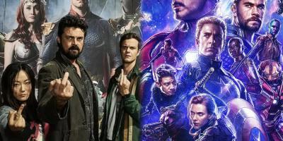The Boys: la tercera temporada tendrá al super equipo parodia de Los Vengadores