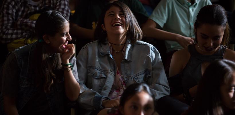 ENTREVISTA: ¡Ánimo juventud! | Una celebración de la juventud pensada para la pantalla grande