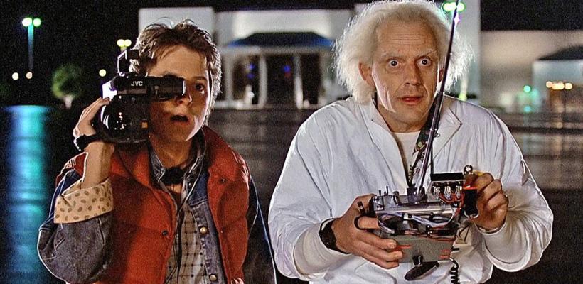Volver al Futuro regresa a cines por su 35 aniversario