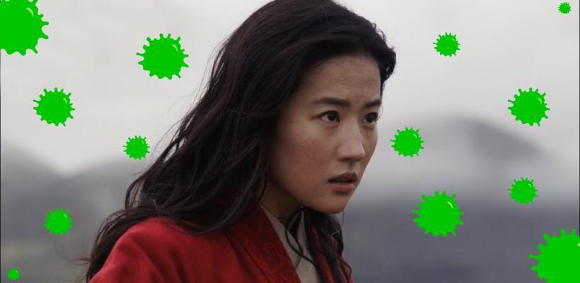 Las peores críticas a Mulan (2020)