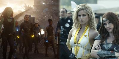 Creador de The Boys detestó la escena Girl Power de Avengers: Endgame y por eso la parodiaron en la serie