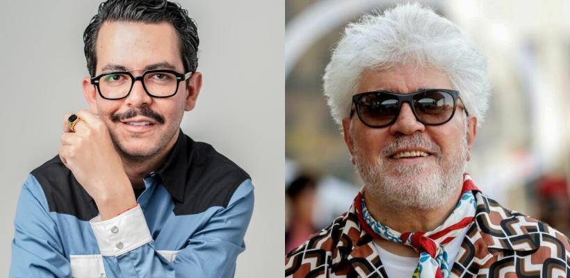 Manolo Caro es acusado de copiarle a Pedro Almodóvar en Alguien tiene que morir