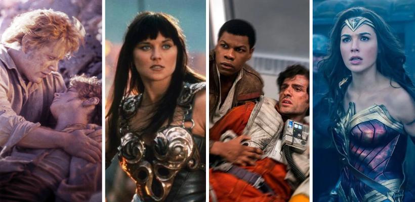 Los personajes heterosexuales más forzados del cine y la TV