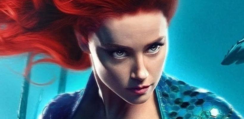 Aquaman 2: Warner Bros. podría reducir drásticamente la aparición de Amber Heard en la película