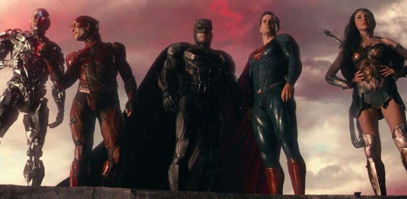 Warner Bros. otorga un nuevo título al Snyder Cut para la etapa de reshoots