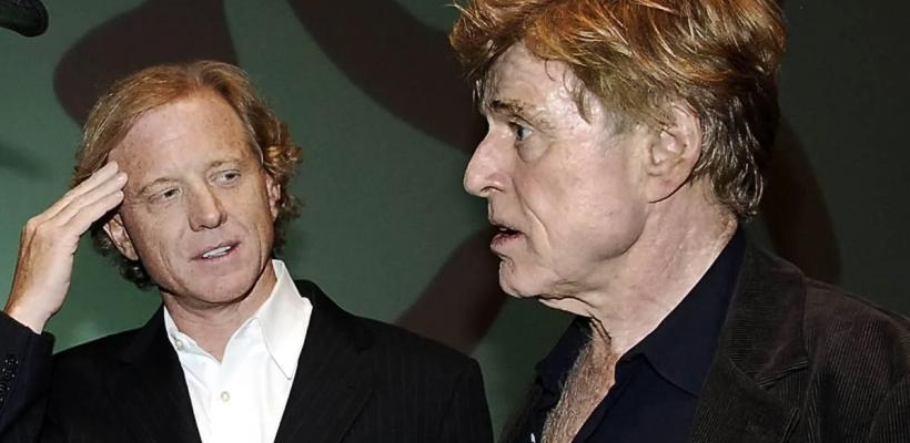 Fallece el director James Redford, hijo de Robert Redford