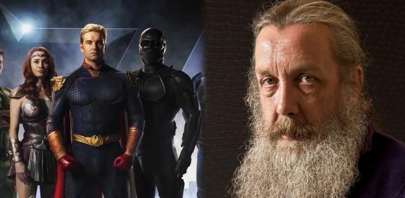 Creador de The Boys y Alan Moore dicen que las películas de superhéroes son peligrosas para esta generación