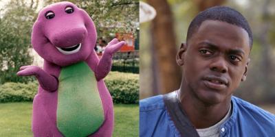 Daniel Kaluuya asegura que su película de Barney es justo lo que el mundo necesita