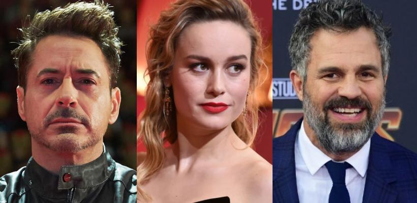 Actores de Marvel son criticados por no defender a Brie Larson del bullying pero sí a Chris Pratt