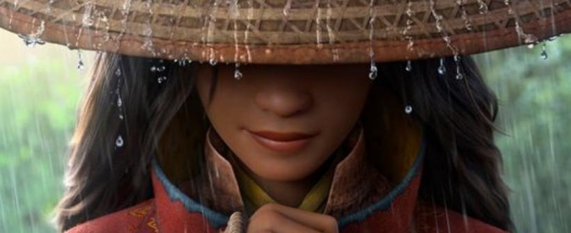 Raya and the Last Dragon   Teaser trailer