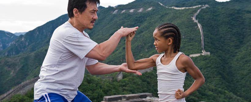 Karate Kid (2010) - Tráiler subtitulado