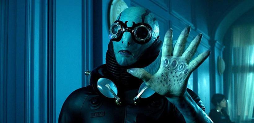 Doug Jones quiere volver a interpretar a Abe Sapien en Hellboy 3, de Guillermo del Toro