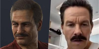 Uncharted: Mark Wahlberg revela el primer vistazo a Sully