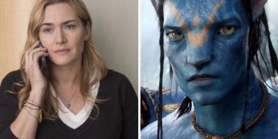 Avatar 2: se revela espectacular imagen bajo el agua con Kate Winslet