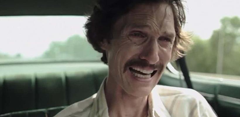Matthew McConaughey revela que la dieta para su papel en Dallas Buyers Club incluyó mucho alcohol