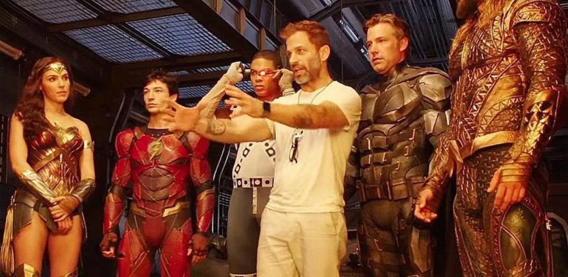HBO Max y Zack Snyder ya estarían trabajando en Liga de la Justicia 2