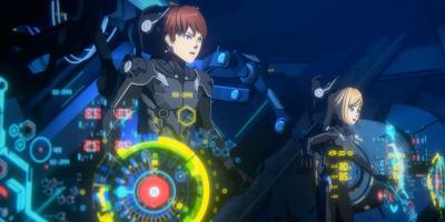 Titanes del pacífico: primeras imágenes de la serie de anime Pacific Rim: The Black