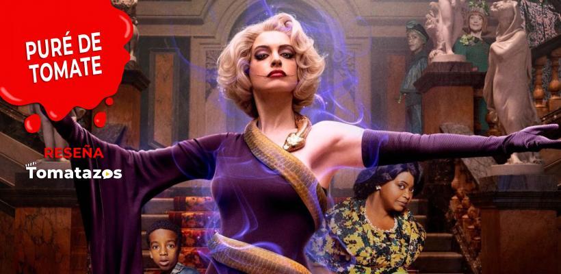 RESEÑA: Las Brujas | El verdadero horror es Anne Hathaway