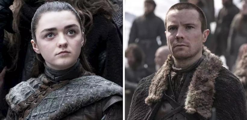 Game of Thrones: Joe Dempsie se sintió incómodo por el romance de Gendry con Arya
