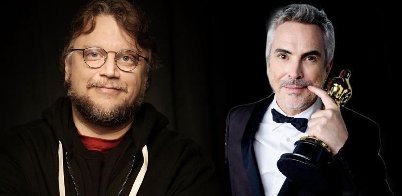 Guillermo del Toro y Alfonso Cuarón, juntos en conversatorio virtual Monstruos y silencios