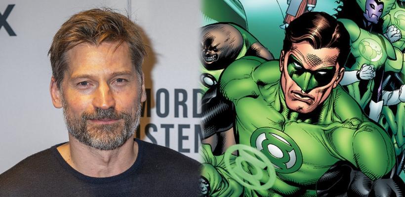 Rumor: Nikolaj Coster-Waldau será Linterna Verde en la serie de HBO Max