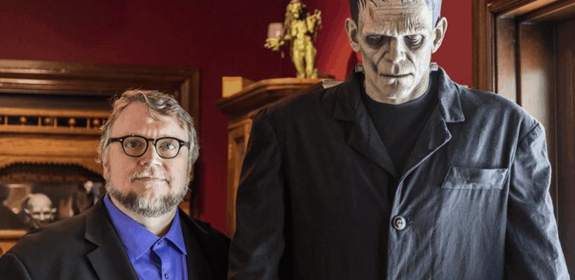 Doug Jones revela los planes de Guillermo del Toro para su adaptación de Frankenstein