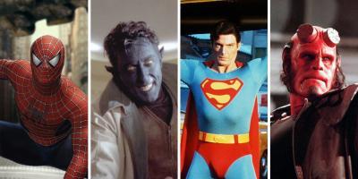 Las mejores películas de superhéroes anteriores al MCU y el DCEU