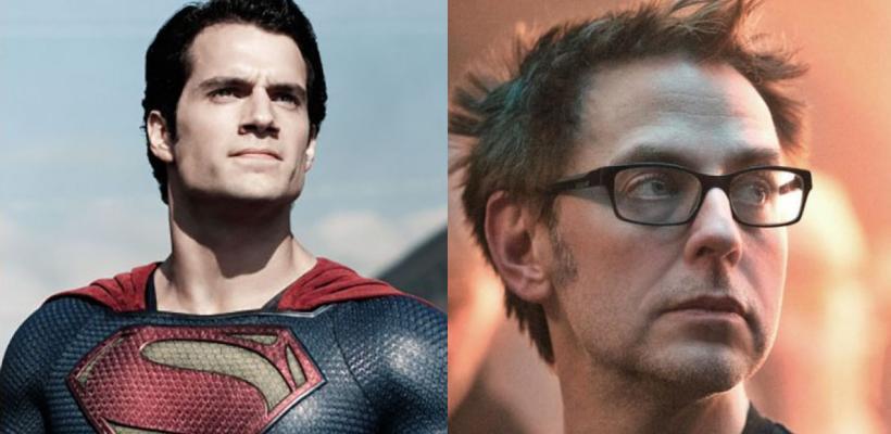 James Gunn revela que estuvo a punto de dirigir una película de Superman