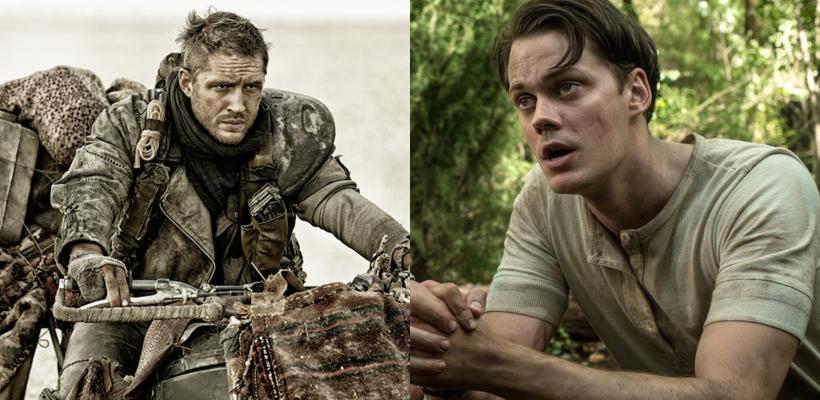 Tom Hardy y Bill Skarsgård protagonizarán nueva película sobre la Guerra de Vietnam