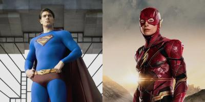 The Flash: Brandon Routh dice que su Superman podría aparecer en la película