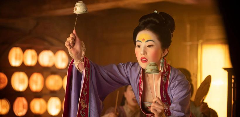 Disney libera los primeros minutos de Mulán antes de su estreno oficial en Latinoamérica
