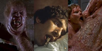 Aliens parasitarios más aterradores del cine