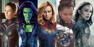 Kevin Feige estaría planeando que los próximos Vengadores sean en su mayoría mujeres