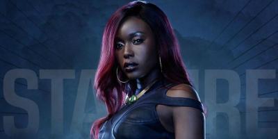 Titans: Starfire será el personaje más importante de la tercera temporada