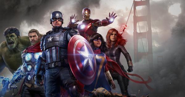 Videojuego de Avengers fracasa y provoca pérdidas millonarias a Square Enix