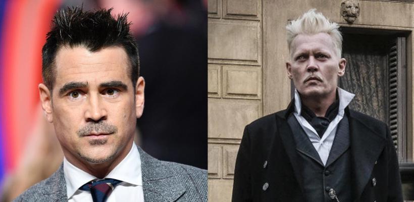 Animales Fantásticos 3: fans exigen que Colin Farrell regrese como Gellert Grindelwald