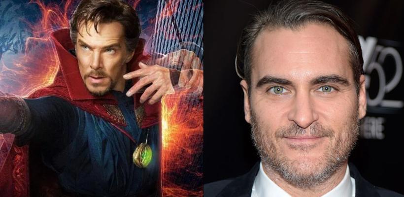 Marvel Studios querría a Joaquin Phoenix para interpretar a un Doctor Strange de otro universo