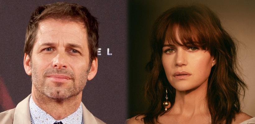 Zack Snyder quiere a Carla Gugino como Catwoman en su DCEU