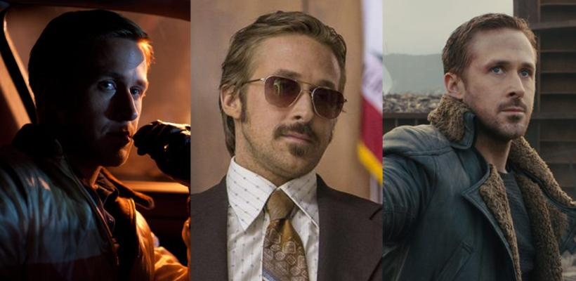 Los mejores personajes de Ryan Gosling en el cine